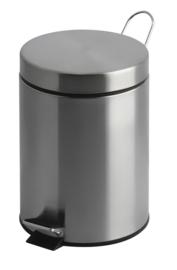pedaalemmer RVS - 5 liter