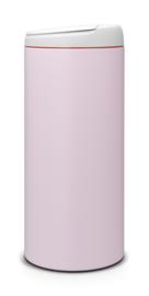 Flipbin roze, Brabantia - 30 liter