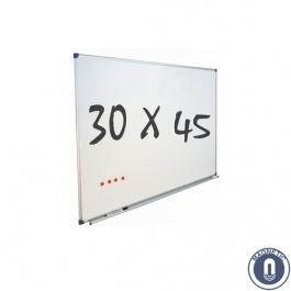 Whiteboard 300x450mm magnetisch