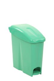 Pedaalemmer Binny goen - 17 liter
