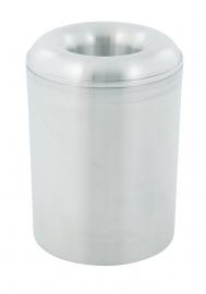 Aluminium vlamdovende papierbak - 20 liter