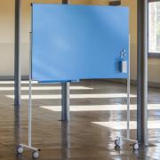 Skin whiteboard statief geschikt voor 2 skin whiteboards 1000x1500mm