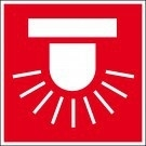Brandbeveiligingsborden en stickers