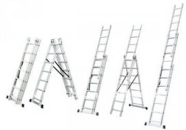 3-delige ladder 3 x 6 sports