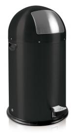 Kickcan, EKO mat zwart - 33 liter