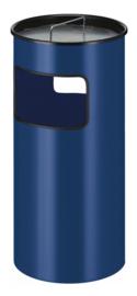 As-papierbak blauw - 50 liter