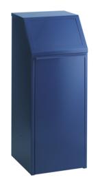 Afvalbak met push/ touchdeksel 70 tot 80 liter