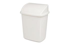 Afvalbak swing - 8 liter ( 24 stuks )