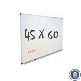 Whiteboard 450x600mm magnetisch