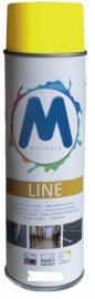 Markeerverf M-marker GEEL ( doos met 12 stuks )