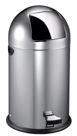 Kickcan, EKO mat RVS - 40 liter