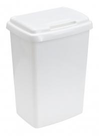 Afvalbak met klapdeksel 50 tot 60 liter