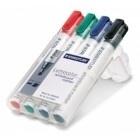 whiteboard markers ( set 4 stuks )