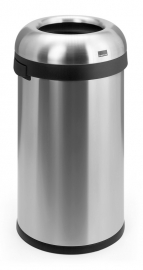 Afvalbak Open Top Simplehuman - 60 liter