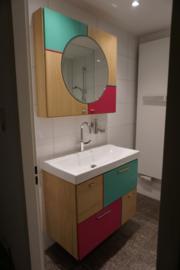 Badkamermeubel met kleur Coloroak