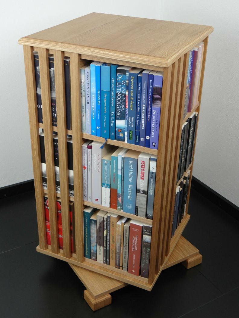 Nieuwe boekenmolen gemaakt door Gerari-Dutch