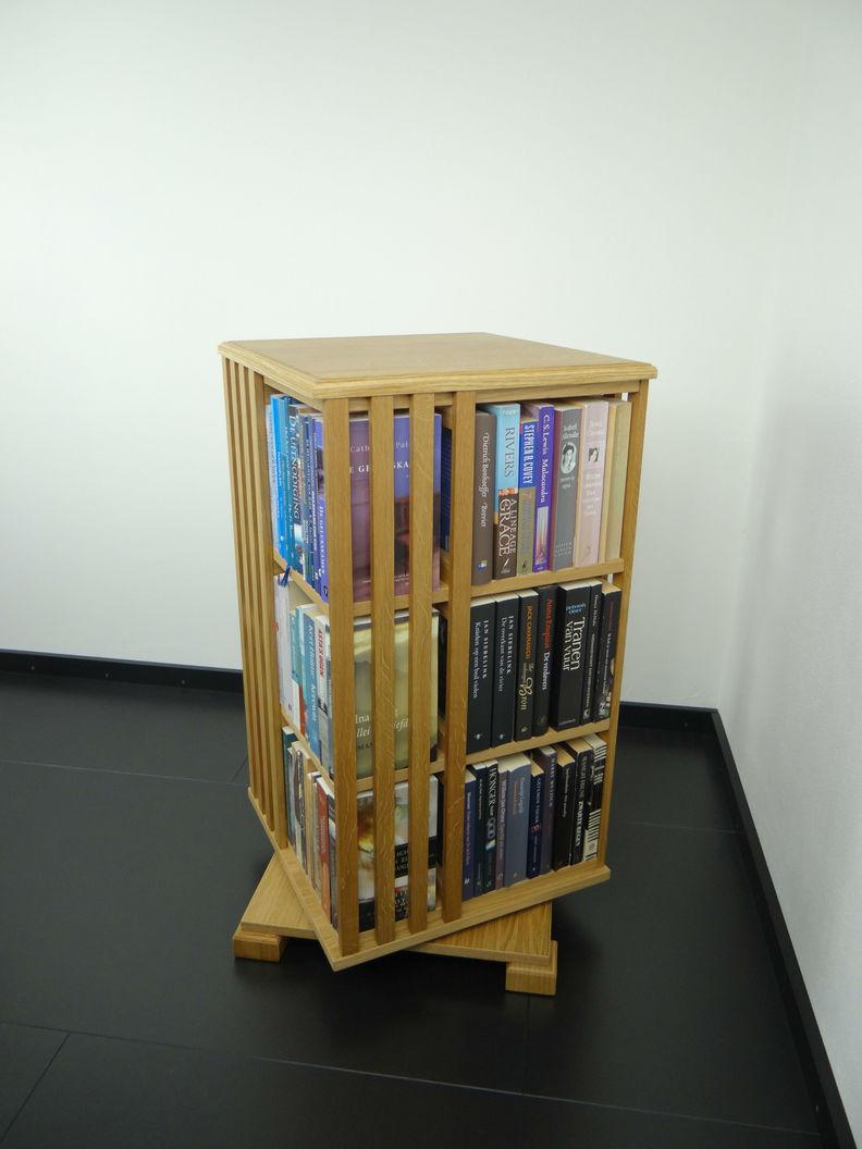 draaibare bibliotheekkast