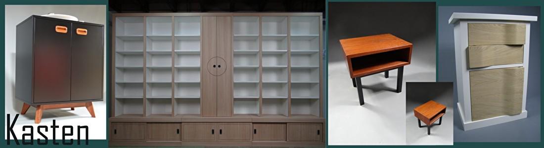 boekenkast Gerari-Dutch