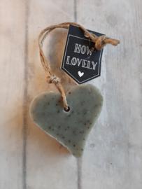 Zeep hart olive