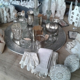 Winter in brocante in Callantsoog november 2014