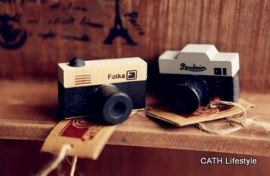 Stempel  / foto camera