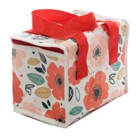 Koeltasje- Lunchbag  / klaproos