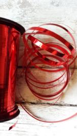 Kadolint metalic rood 5mm / 5m