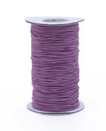 Elastisch koord - pirate purple | 1mm | 5m