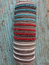 UT Ibiza look kralen armband