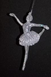 Ballerina  Hanger glitter