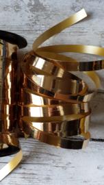 Kadolint metalic goud 10mm / 5 m