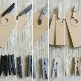 Knijpertjes mini | 2,5cm |5 stk