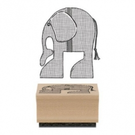 Stempel / Humphrey elephant - olifant / EI 3688