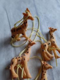 Gelukspoppetjes - giraffe