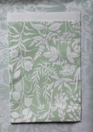 Zakjes botanic garden / eucalyptus / Geertje Aalders / 17 x 25 cm