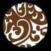 D-light waxinelichtjes barok bruin 6 pack