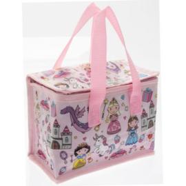 Koeltasje- Lunchbag  / Prinsesje
