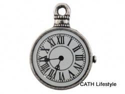 Bedel metaal horloge