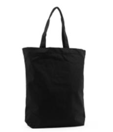 Tas - shopper zwart | katoen