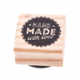Stempel / Hand Made with love / EI 3657