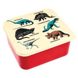Lunchtrommel / broodtrommel - Prehistoric Land / Dinosaurus
