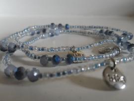 BIBA Armbanden Blue tinten