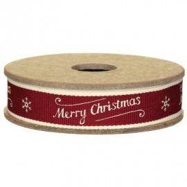EI 3186 Band 3 meter spoel Merry Christmas
