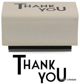 Stempel  / Thank you /EI 3776