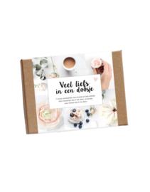 Box- Lifestyle wenskaarten | 7 kaarten