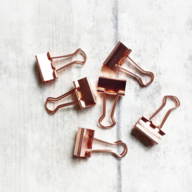 Clip / klem / copper / 15mm / pstk
