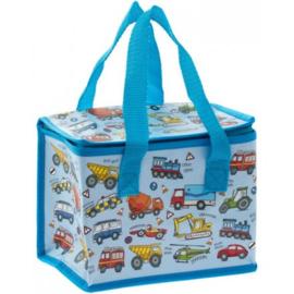 Koeltasje- Lunchbag  / voertuigen auto's