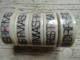 Masking tape / Merry Christmas wit / FI