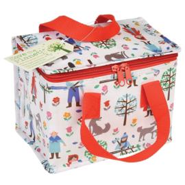 Lunchbag - koeltas / Roodkapje