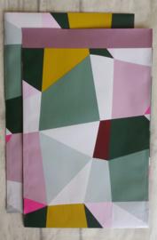 zakje / Floral statement, New borders, 17 x 25 cm / 5 stks
